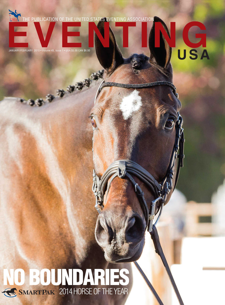 2015 Eventing USA Magazine- Issue 1