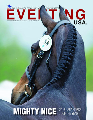 2017 Eventing USA Magazine- Issue 1