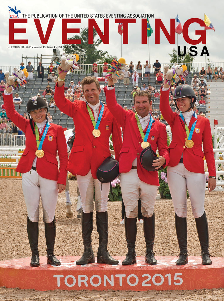2015 Eventing USA Magazine- Issue 4