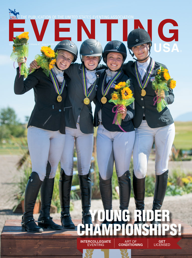 2017 Eventing USA Magazine- Issue 4