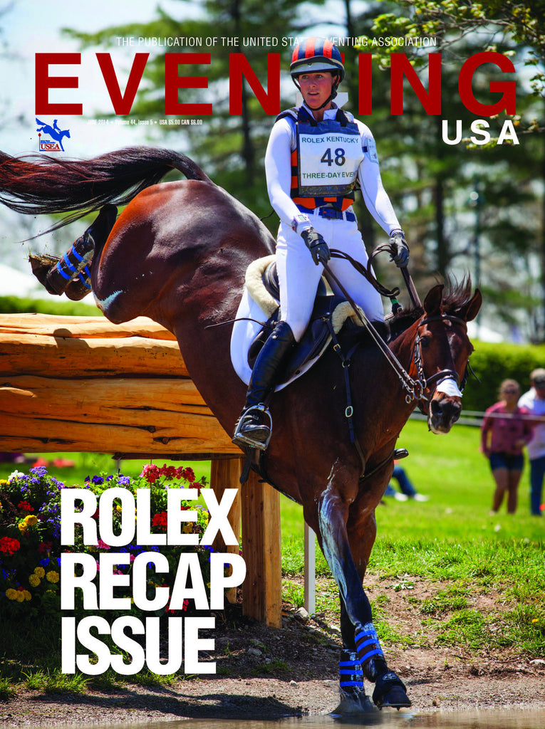 2014 Eventing USA Magazine - Issue 5