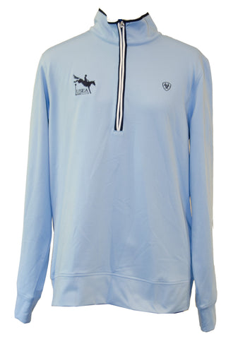 Ariat Ballad Half Zip (Available in Navy and Light Blue) Was $65, now $50!