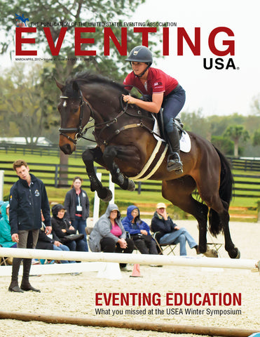 2017 Eventing USA Magazine- Issue 2