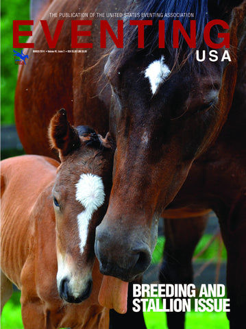 2014 Eventing USA Magazine - Issue 2