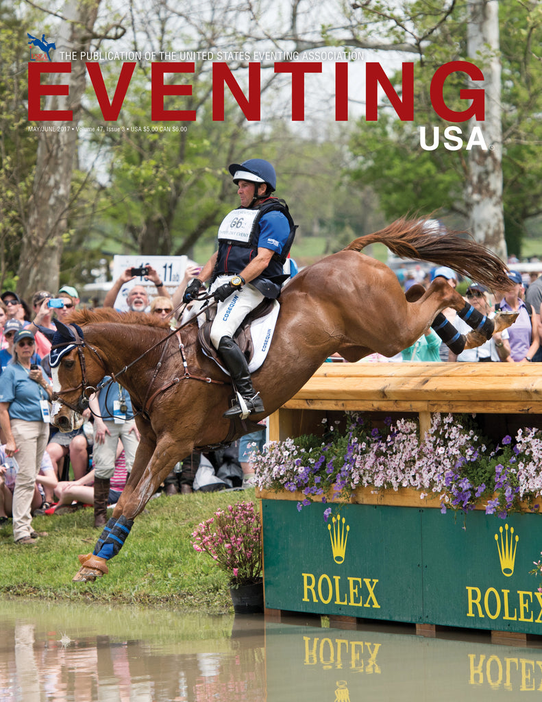 2017 Eventing USA Magazine- Issue 3