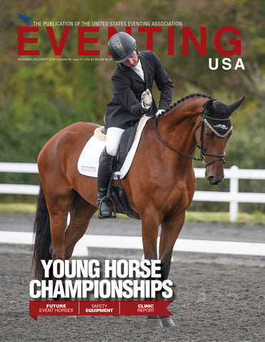 2016 Eventing USA Magazine- Issue 6