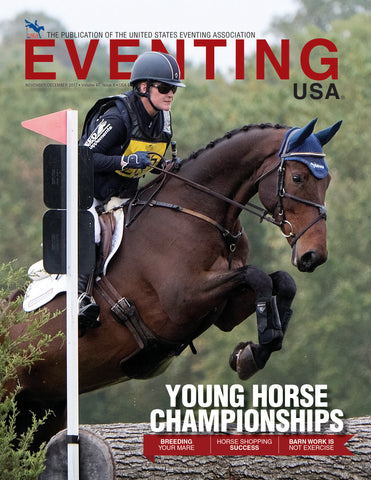 2017 Eventing USA Magazine- Issue 6