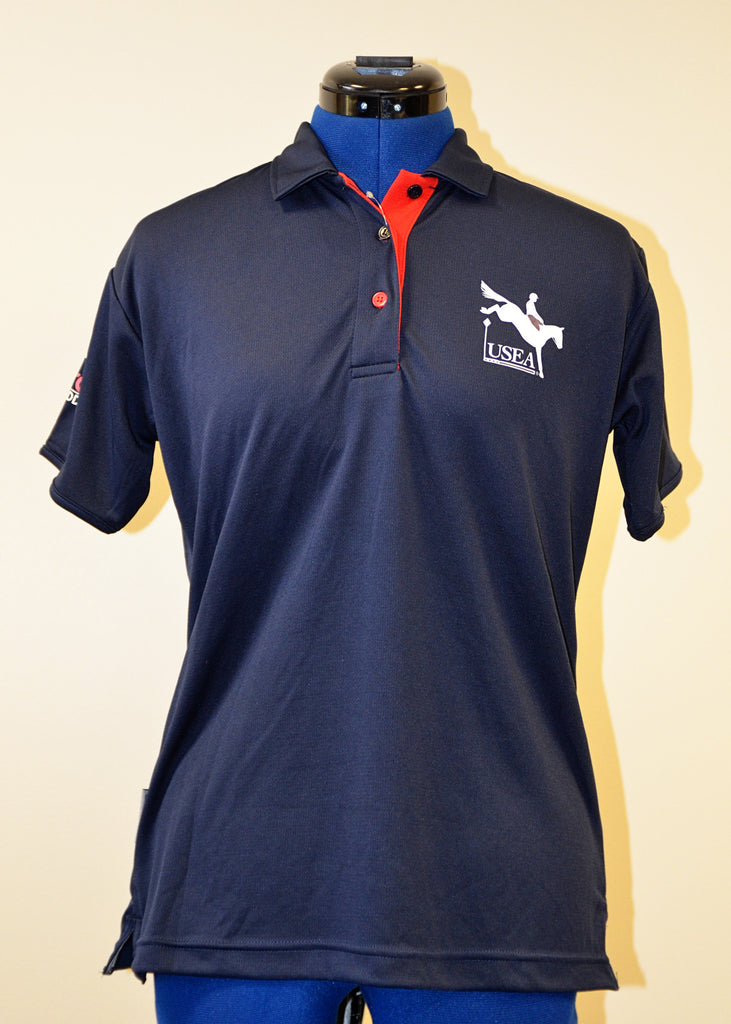 Men's AEC Polo Was $65, now $50!