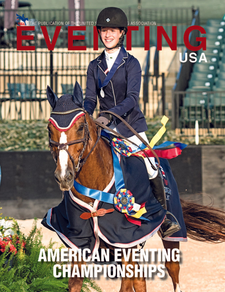 2017 Eventing USA Magazine- Issue 5