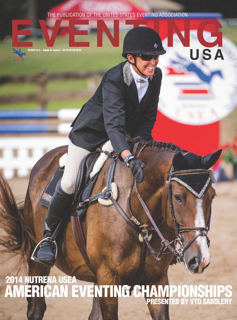 2014 Eventing USA Magazine - Issue 9