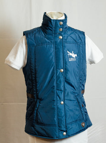 Ariat Corland Vest (Available in Teal and Brown) Was $90, now $50!
