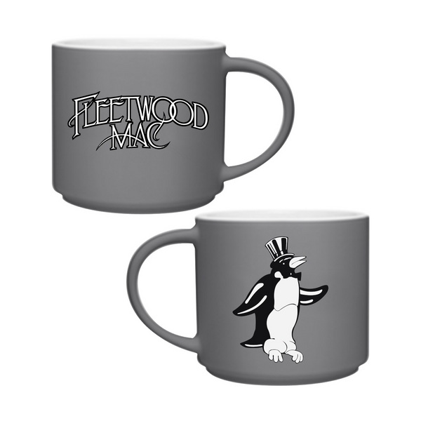 Fleetwood Mac Penquin Mug