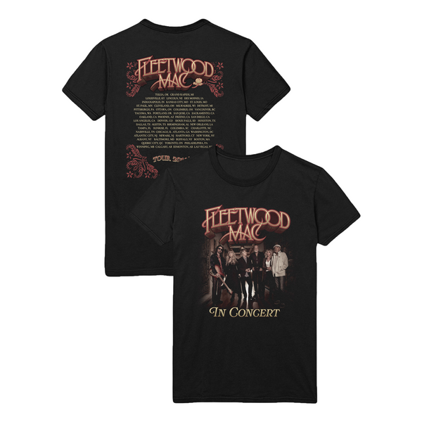 Fleetwood Mac Band Photo T-Shirt