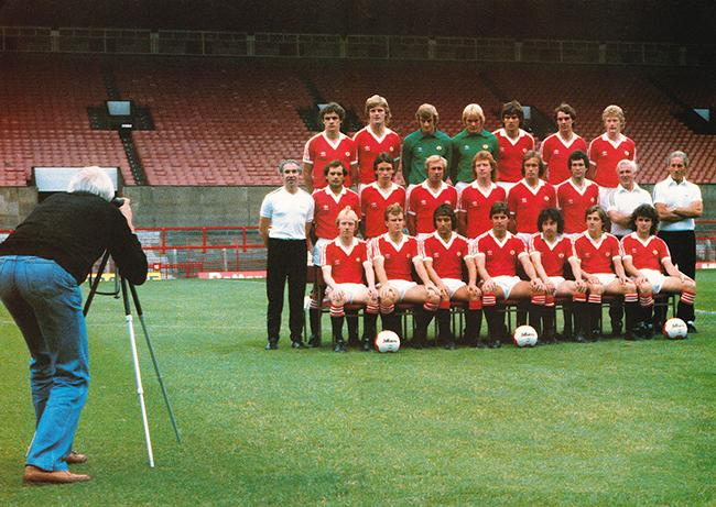 Manchester United 1980 – 1981
