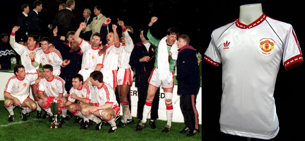 Manchester United 1991 European Cup Winners Cup