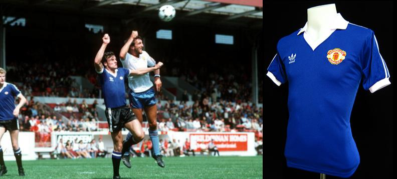 United In Blue 1981 – 1982