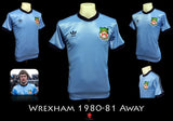 Wrexham 1980-81 Away Shirt