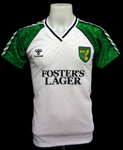 Norwich City 1986-87 Away Shirt