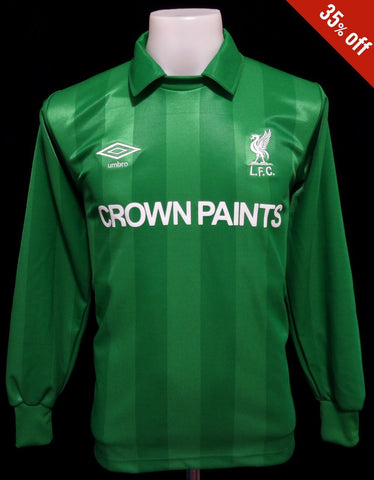 Liverpool 1984 Goalkeeper Home Shirt