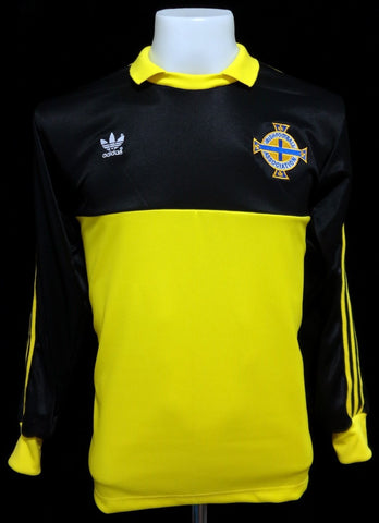 Northern Ireland 1983-85 Home Goalkeeper Shirt