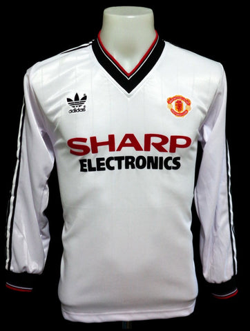 d7b31836141 Manchester United 1982-83 Away Long Sleeved Shirt
