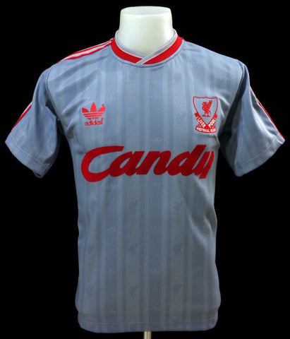 Liverpool 1988-89 Away Shirt