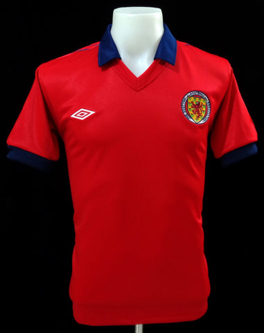 Scotland 1980-82 Away Shirt