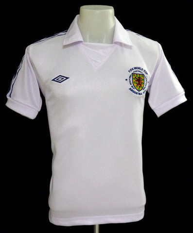 Scotland 1978 World Cup Away Shirt