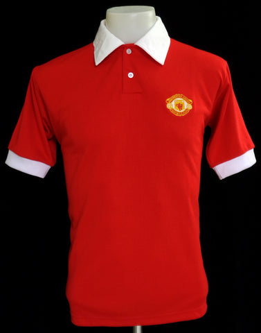 Manchester United 1974-75 Home Shirt