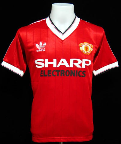 Manchester United 1982-83 Home Shirt