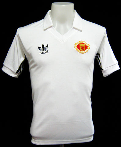 Manchester United 1980-82 Away Shirt