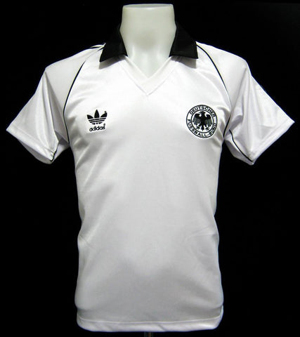 West Germany 1980-82 Home Shirt