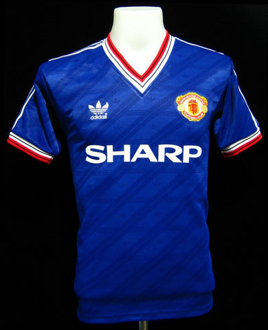 0b15c36fb86 Manchester United 1986-88 3rd Shirt