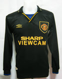 Manchester United 1993-95 Away Long Sleeved Shirt