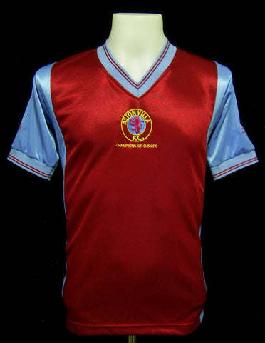 Aston Villa 1982 Champions of Europe