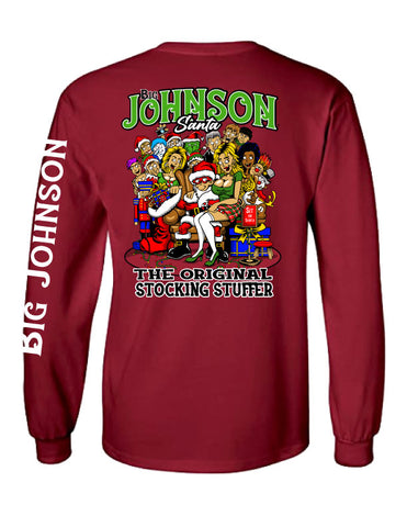 SANTA JOHNSON, ADULT LS