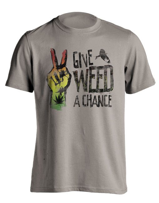 Give Weed A Chance