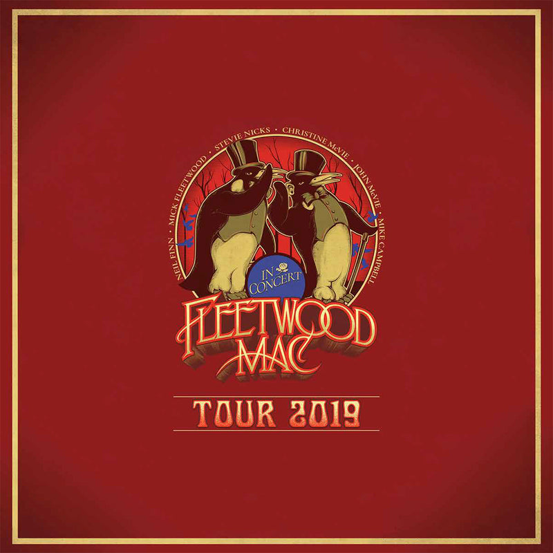 Fleetwood Mac Official Tour Programme