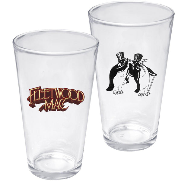 Fleetwood Mac Pint Glass