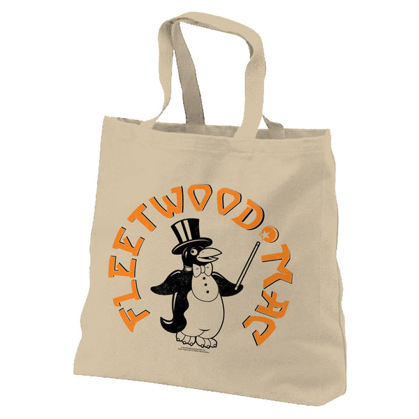 Fleetwood Mac Penquin Tote Bag