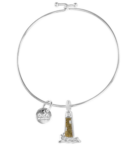 Dune Jewelry Lighthouse Beach Bangle
