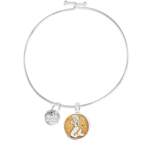 Dune Jewelry Mermaid Beach Bangle