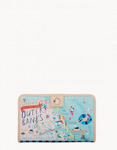 Spartina Outer Banks Snap Wallet