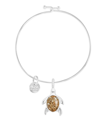 Dune Jewelry Turtle Beach Bangle