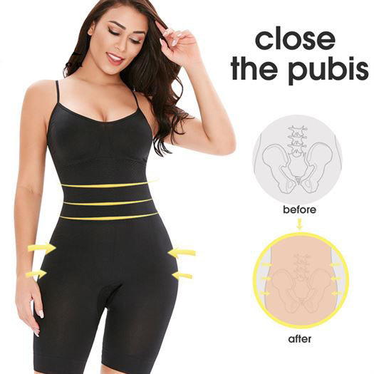 KYGO™ Hip Jumpsuit Seamless Shapewear