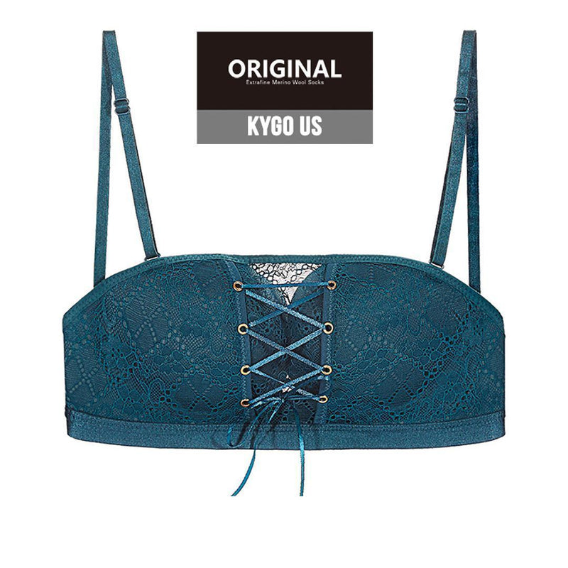 KYGO™ Invisible Strapless Push Up Bra