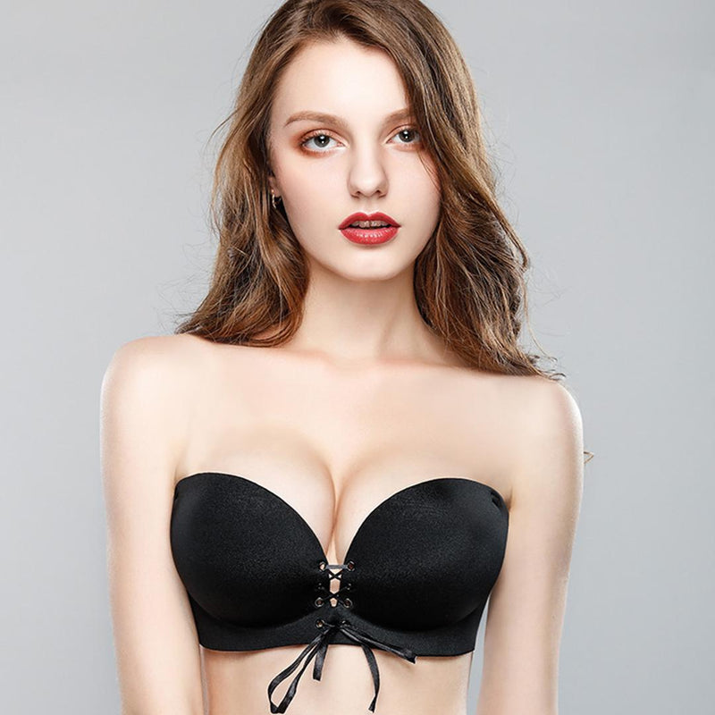 KYGO™ Non-Slip Invisible Push Up Bra