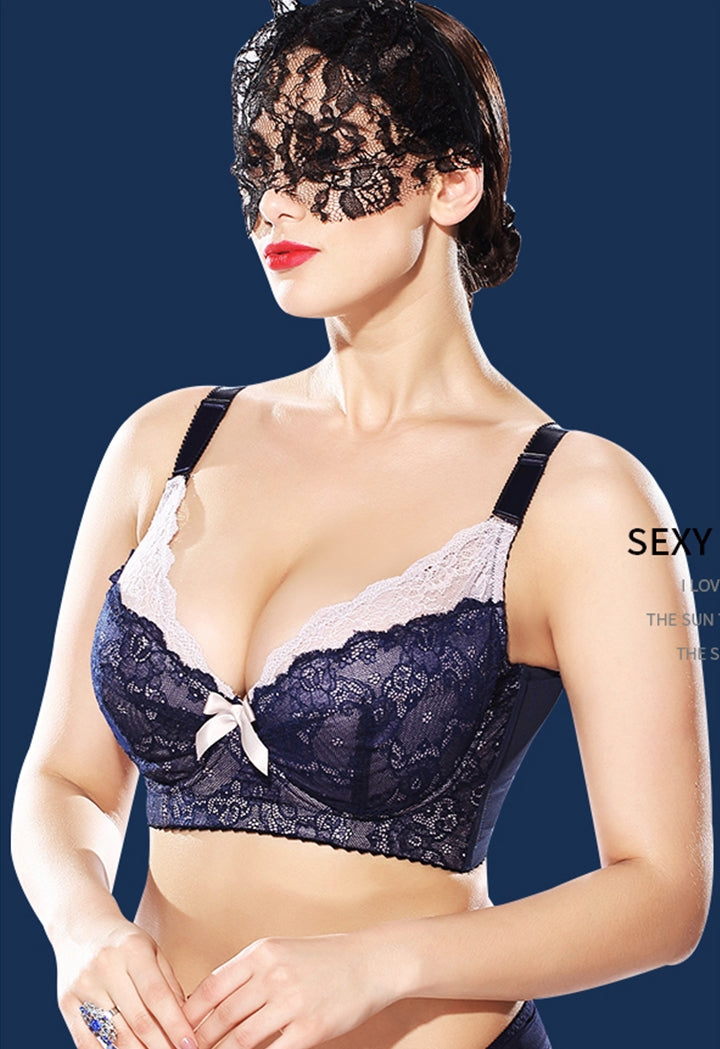 KYGO™ Full CUP Plus Size Lace Bra