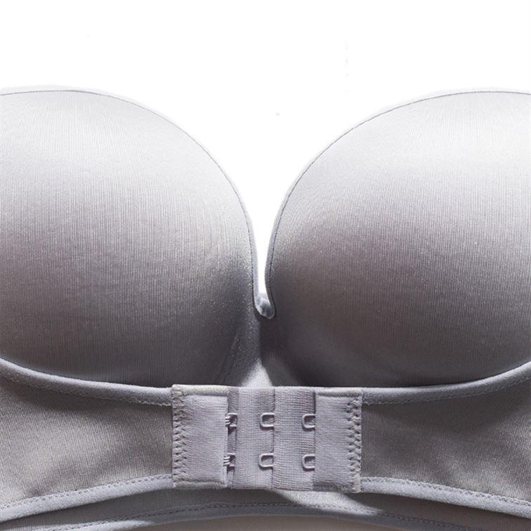 KYGO™ Push Up Strapless Invisible Bra