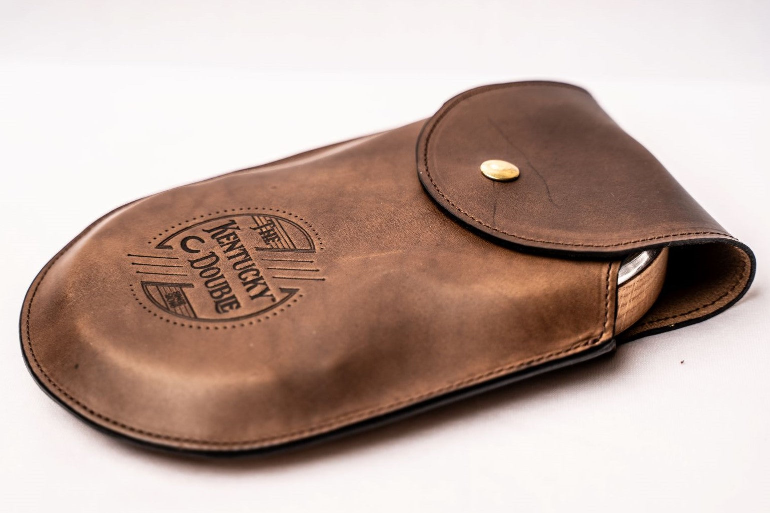 The Kentucky Double Leather Case